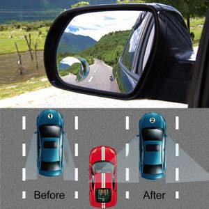 Pomocno ogledalo retrovizor za vozace za mrtvi ugao