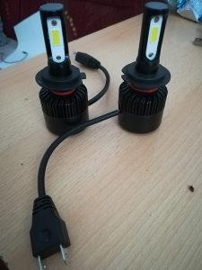 LED H7 Sijalice, Cista Bijela 72W 13000LM
