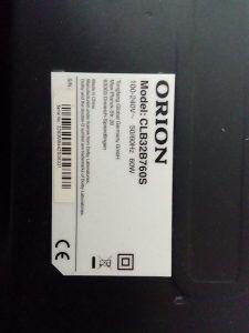 Led tv Orion dijelovi