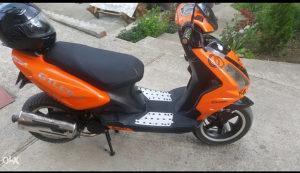 Motocikl Ride