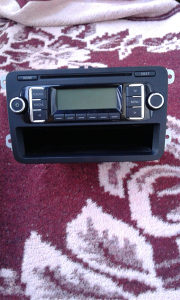 Radio VW golf 6 RCD210
