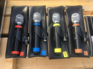 Mikrofon SLX 24/ SM 86