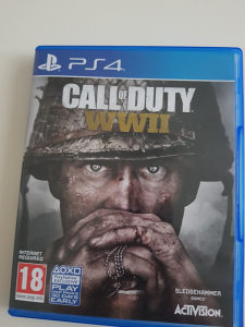 Call of Duty WWII PS4 Playstation 4