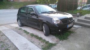 Renault Clio moze zamjrna