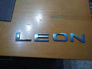 Znak seat leon (slova)