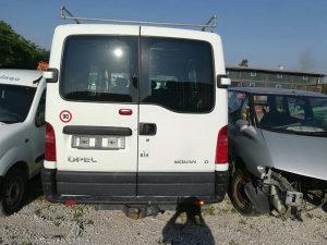 Opel Movan dizel  u dijelovima