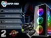 Računar Rhinox Ryzen 5 1400; 8GB DDR4; GTX 1050Ti