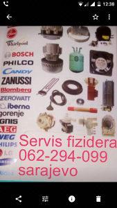 Servis .Frizidera.062-294-099 sarajevo