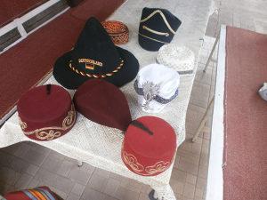 Stare tradicinalne kape-razne