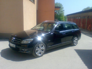 Mercedes C 220 CDi  avantgarde W204