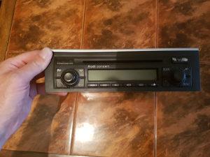 Orginalni radio cd audi A3,A4,A6