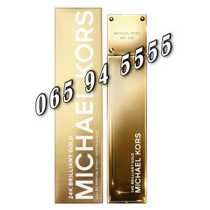 MICHAEL KORS 24K Brilliant Gold EDP 100ml TESTER