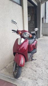Motor 125ccm