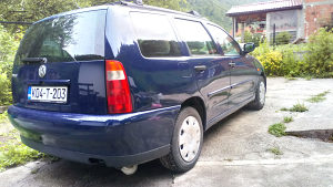 Polo karavan 1.4b.55kw.16v.2000g. registr. Moze zamj.
