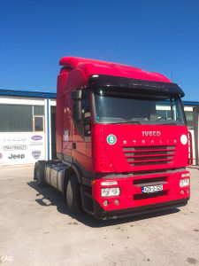 Iveco Stralis 450 ps 2007.g.