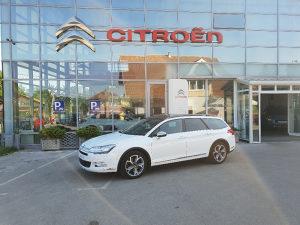 Citroen C5 CrossTourer 2.2HDi 16V 205