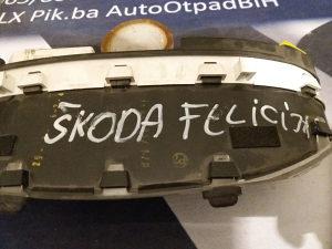Kilometar sat Skoda Felicija Skoda Felicia