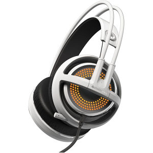 SteelSeries Siberia 350 white Gaming Slušalice