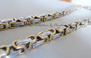 KRALJEVSKI RAD Byzantine ogrlica 5mm