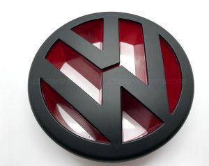 Prednji VW Volkswagen matirani znak za Golf 5