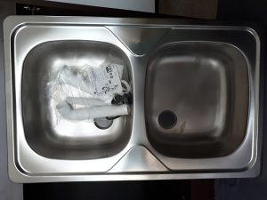 Ugradbeni lim za sudoper