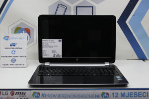 Laptop HP Pavilion 15; Core i7-4500u 1,80GHz; 8GB RAM