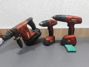 Reparacija baterija za akku alate