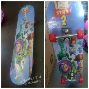 Skejtbord Skejt Skateboard NOVO!
