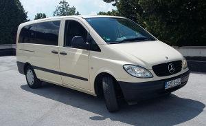 Mercedes vito - putnički kombi, long