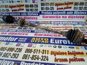 Poluosovina desna Fiat bravo 2001 1,2 16v dijelovi