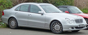 MERCEDES E200 E220 W211 2002 DO 2005 KUPUJEM