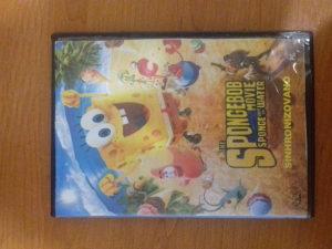 The Sponge Bob na suhom