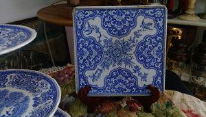 Stari Holandski Deflt keramika,podmetac