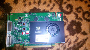 Nvidia Quadro 256MB FX 380