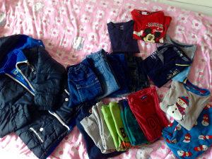 Paket odjece za djecake