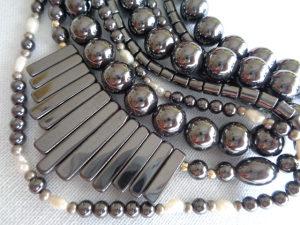 Poludragi kamen ogrlica - ogrlice