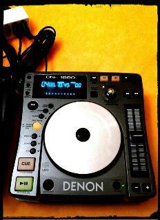 """2"""" Denon DN-S 1000"""