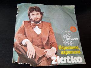 Singl ploča; Zlatko Pejaković