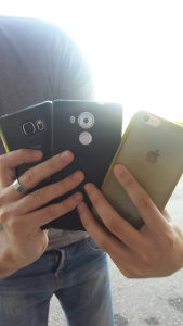 Iphone 6plus,huawei mate 8,samsung note 5