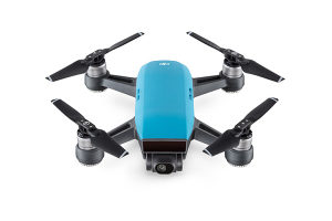 DJI Spark Fly More Combo (EU) Sky Blue*