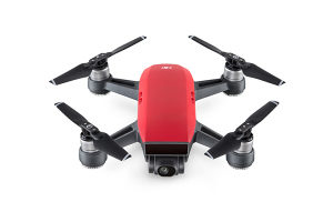 DJI Spark Fly More Combo (EU) Lava Red*