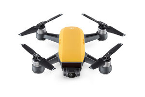 DJI Spark Fly More Combo (EU) Sunrise Yellow*