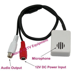 DVR mikrofon / mikrofon za video nadzor