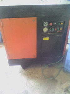 Kompresor vijcani 5;5 kw