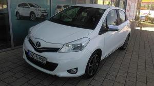 Toyota Yaris 1.33 Dual VVT-I Trend