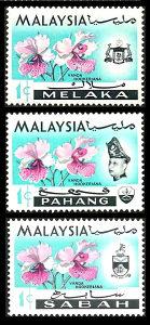 MALEZIA 1965 - Poštanske marke - 2796 - ČISTE