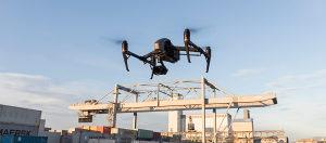 Snimanje dronom iz zraka 360 3D 4K