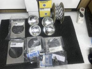 Light Kit, Landing light, Taxing komplet