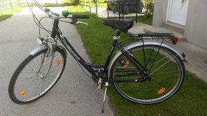 Biciklo peugeot 7005 aluminium