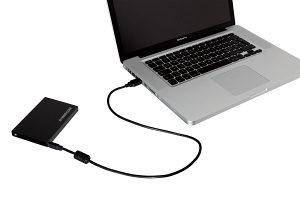 "IIfreecom 500GB USB 3.0/2.0 2.5"" eksterni hard disk"